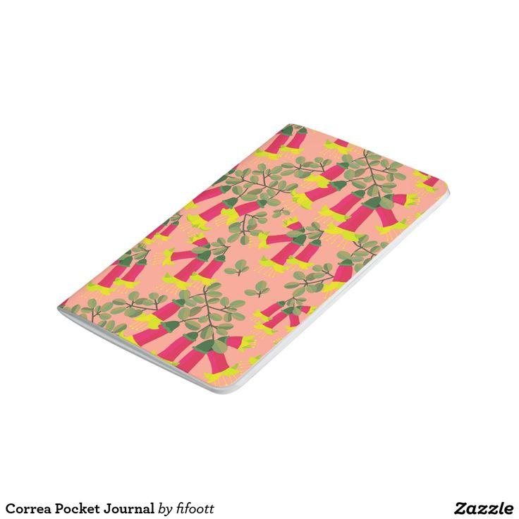 Correa Pocket Journal