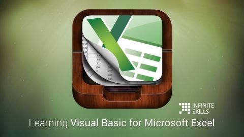 Visual Basic for Microsoft Excel Tutorial - Master Visual Basic for Excel, learn to unlock the true power of Excel. Tutorial Taught by a leading Microsoft Expert - $99