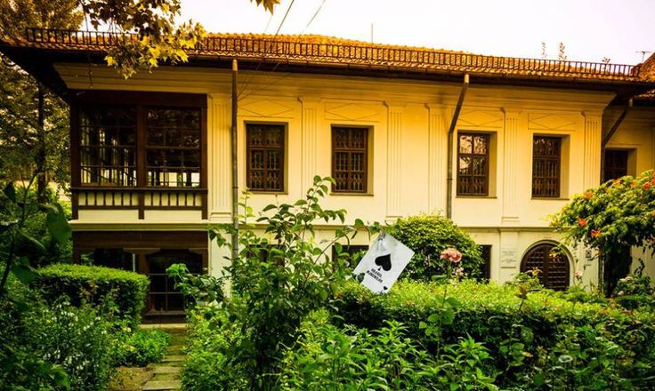 The oldest house in Bucharest