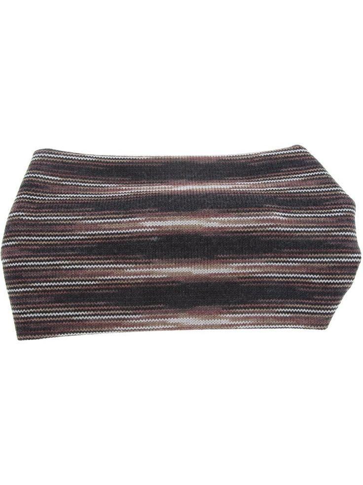 MISSONI striped hair band
