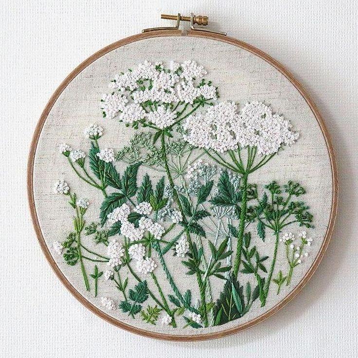 @suzibart #embroidery #hoop #hoopartwork #hoopart