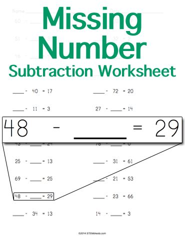 128 best Math STEM Resources images on Pinterest Math stem - subtracting money worksheet