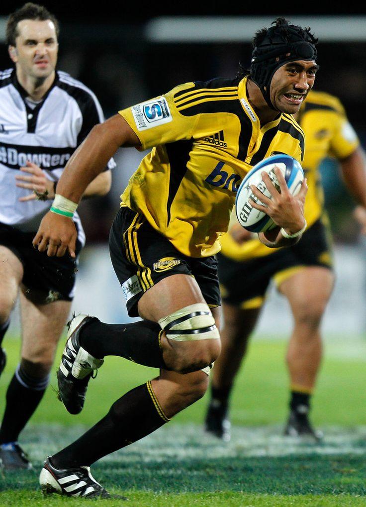 Hurricanes 2013 Super Rugby squad announced   Victor Vito