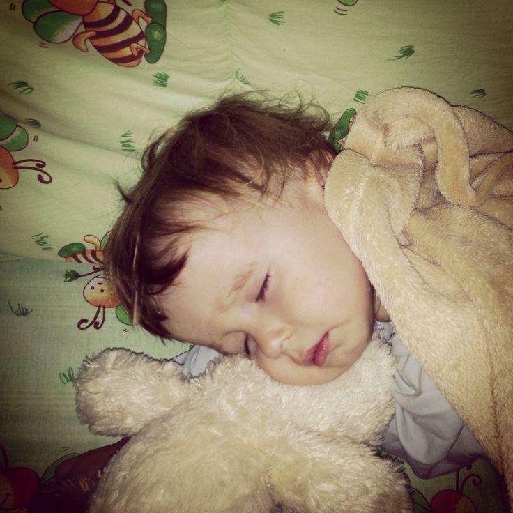 Sweet dreams, my love!