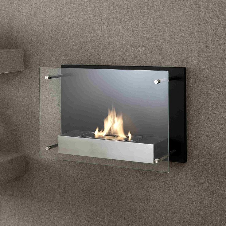 Bioethanol Fireplace 14. Elegant and modern. - 17 Best Ideas About Ethanol Fireplace On Pinterest Portable