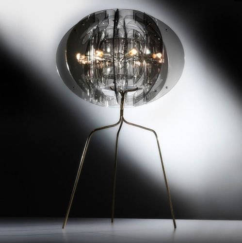 High Quality Design Table Lamp (Cristalflex)   ATLANTE By Nigel Coates/Slamp Good Looking