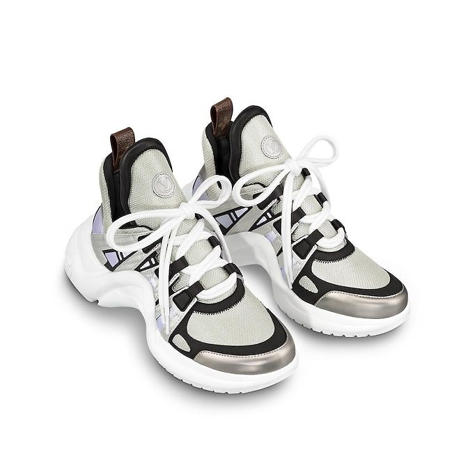 Lv Archlight Sneaker In Women S Shoes Collections By Louis Vuitton