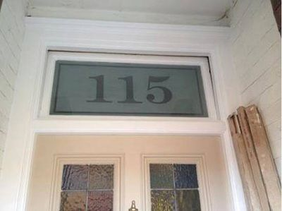 Decorative Glass, Belfast - Auf Wiedersehen Window Systems