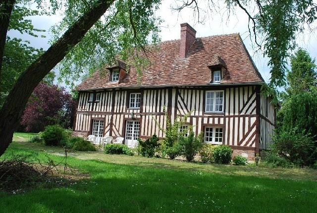 Normandie - Pays d'Auge - Région Sud Lisieux - 220 m² terrain 5 000 m² - prix : 312 700 euros