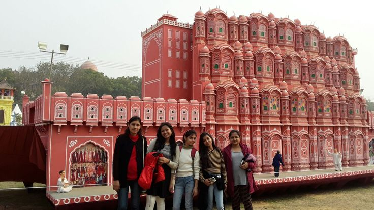Educational Trip to #Redfort by #IWP Ghaziabad branch