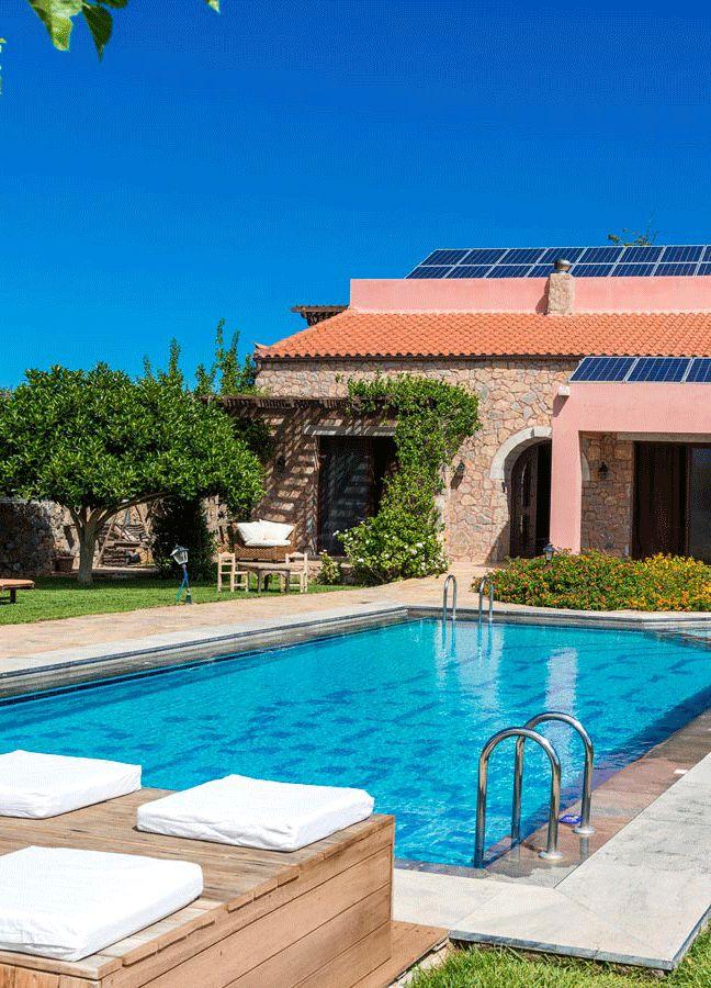 Villa Litsarda in Litsarda, Chania, Crete
