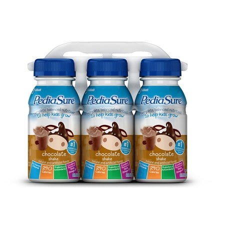 Pediasure Nutritional Drink Chocolate Case Of 24 Bottles