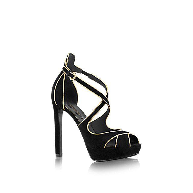 Majestic Strap Sandal | LOUIS VUITTON