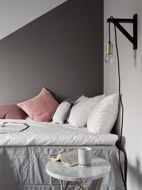 Home in the forest: get the look yourself - via cocolapinedesign.com | bedroom | slaapkamer