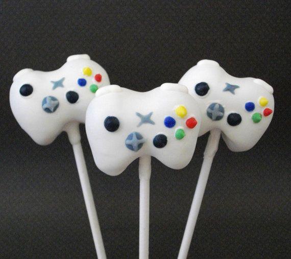 Xbox Cake Pops Recipe