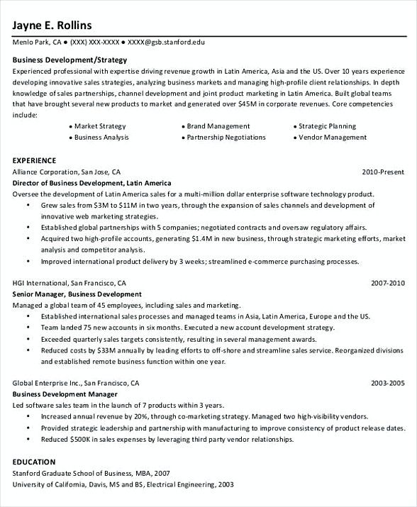 Finance Manager Resume. The 25+ Best Sales Resume Ideas On