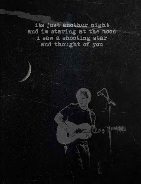 all of the stars: ed sheeran | this sick beat | Pinterest