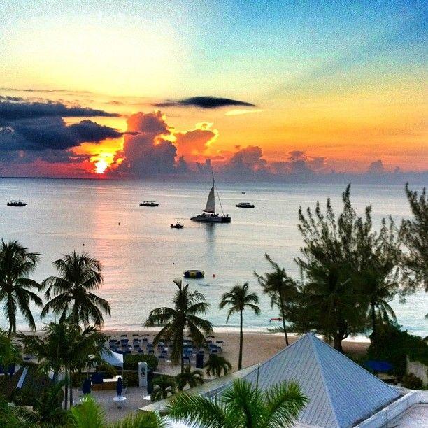 7 Mile Beach, Grand Cayman Island!