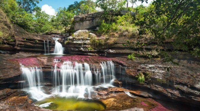 """""""Los Pianos"""" el río más hermoso del mundo... Caño Cristales, Colombia"""