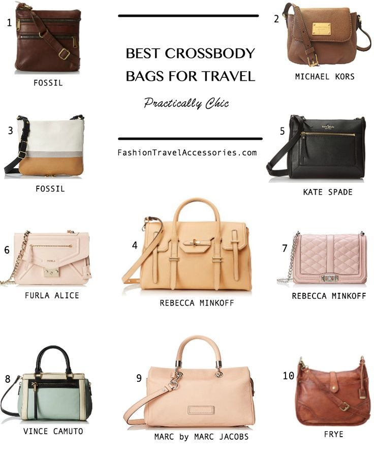 Best Crossbody Bags For Travel: Chic, Stylish & Functional