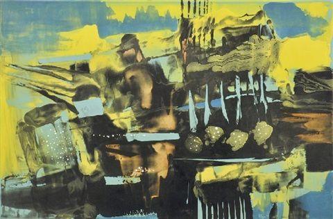 Untitled by Joseph Stanislaus Ostoja-Kotkowski