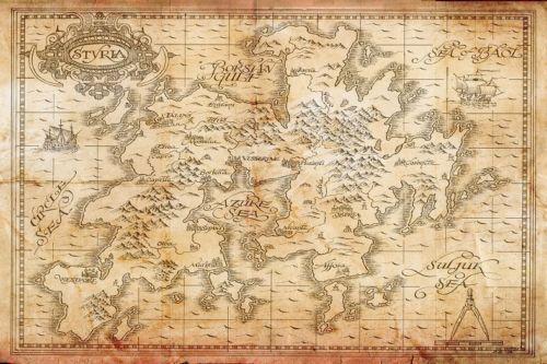 36x24 inch Game of Thrones Art Silk Game Poster 3 | eBay