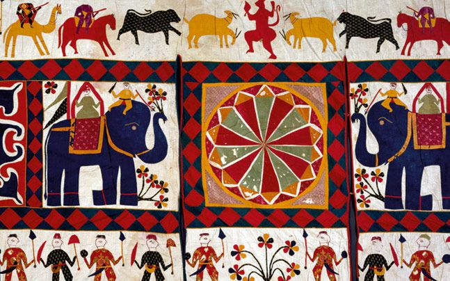 The Fabric of India exhibition in London to explore dynamic world of Indian handmade textiles : Fashion, News - India Today
