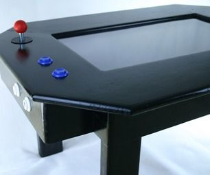 The purpose of this project is to create a modern slimline version of an arcade cocktail cabinet. Also to do other tasks such as browse web or write e...