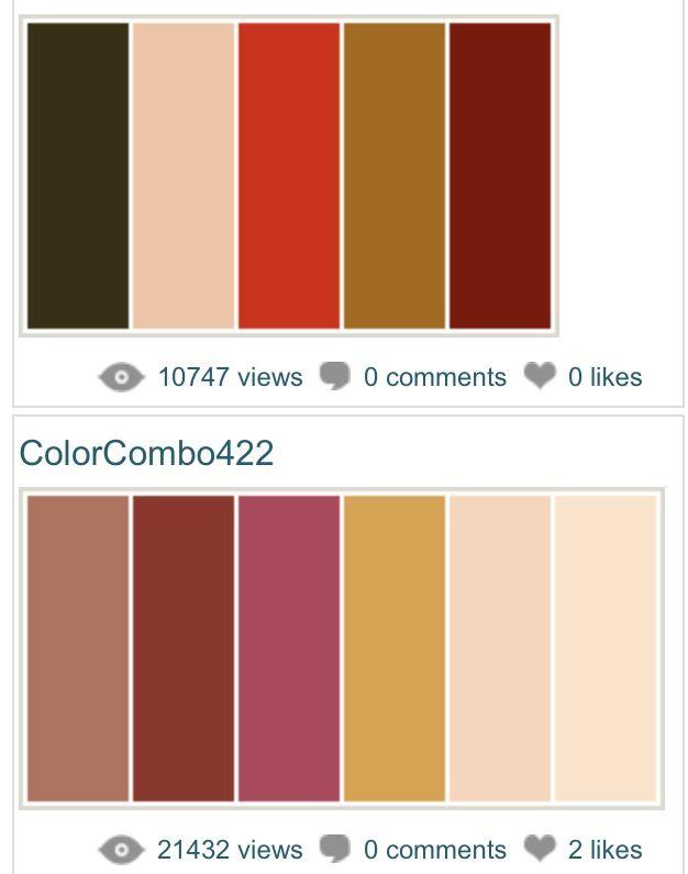 Peach color palette #1 | peach walls | Pinterest | Peach ...