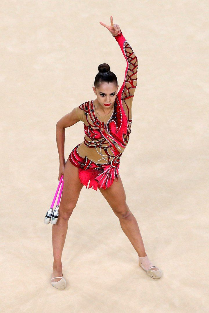 Margarita Mamun (Russia), Olympic Games (Rio) 2016 (her performance was perfect and gold Olympic medal)