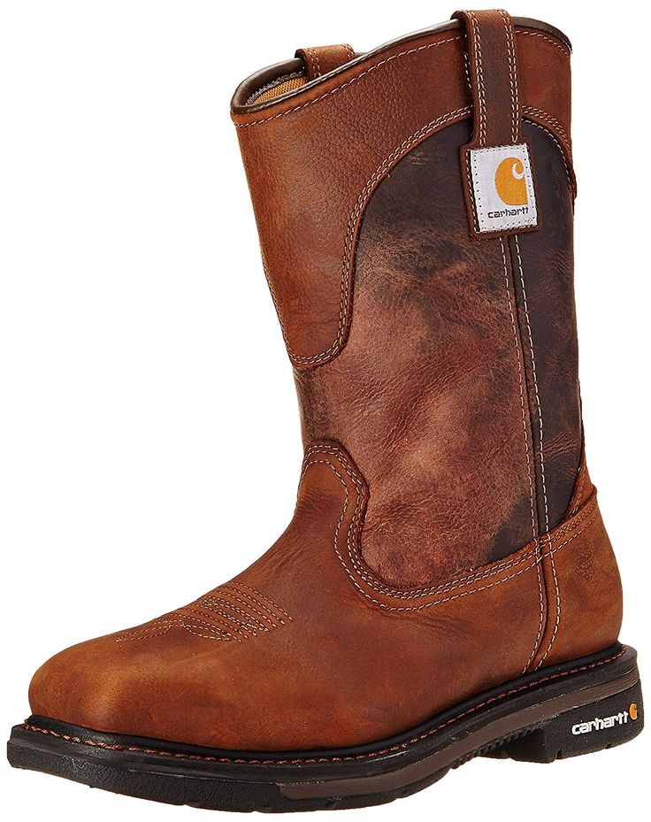Carhartt Men's 11 Wellington SQ Toe BN STL Work Boot ** Insider's special review you can't miss. Read more  : Carhartt Boots