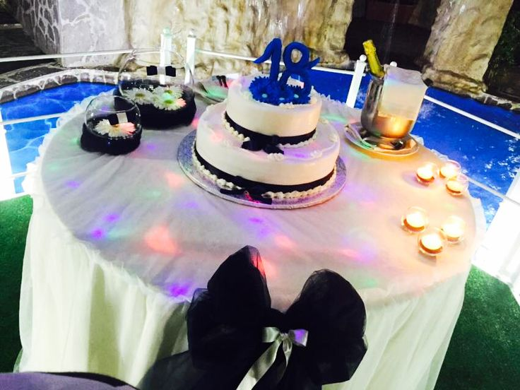 cake 18 anni