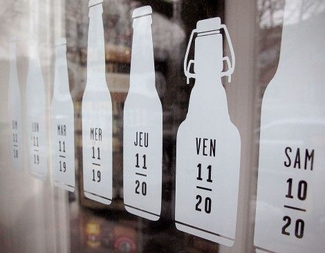 70 best Signage images on Pinterest | Signage, Brewing and Brow bar