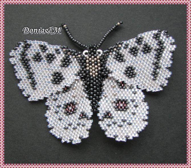 89 Best Beaded Butterflies Images On Pinterest