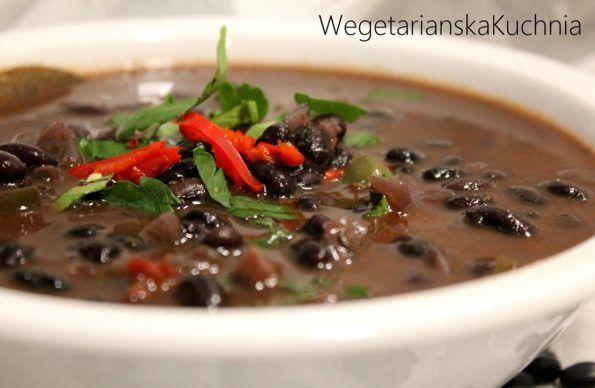 Zupa Z Czarnej Fasoli Kubanska Inspiracja Food Beef Meat