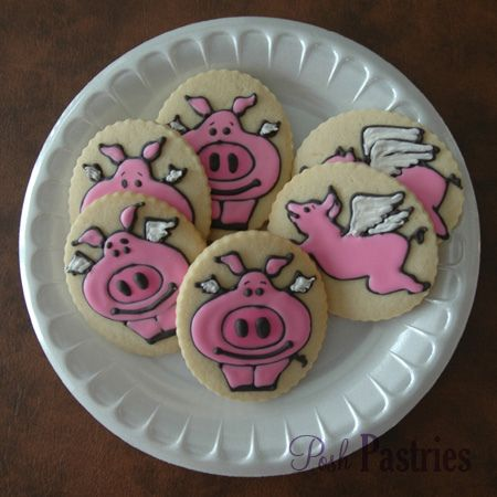When Pigs Fly lol