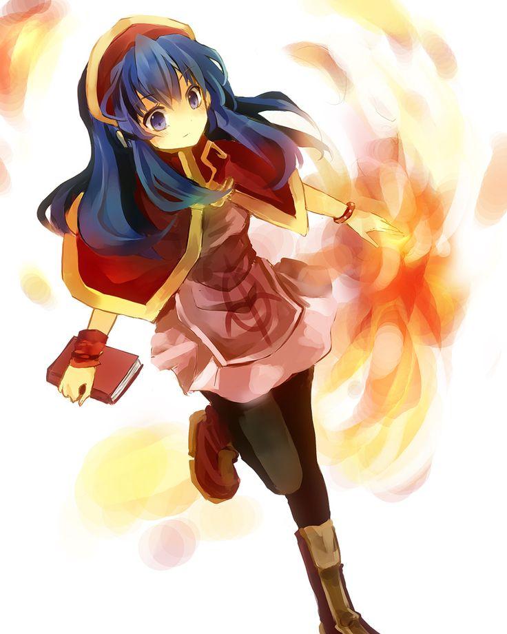Kikoukai Hoshitsuki, Fire Emblem: Fuuin no Tsurugi, Lilina.