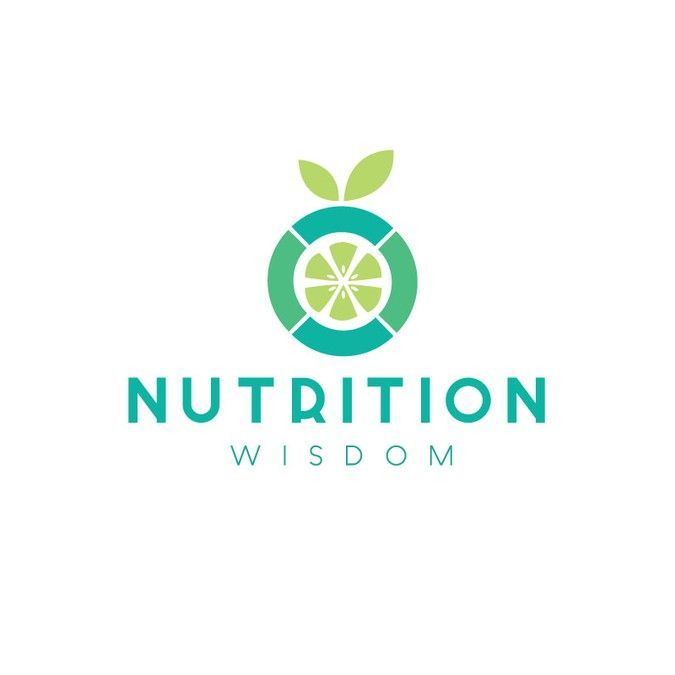 Create a eye catching logo for nutrition consultants at Nutrition Wisdom by SanDzine