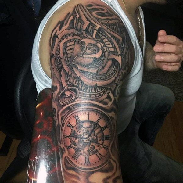 The money rose tattoos we've collected on this page will show ...