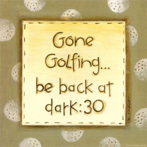 Gone Golfing   http://www.bestperfectgolfswingideas.com/