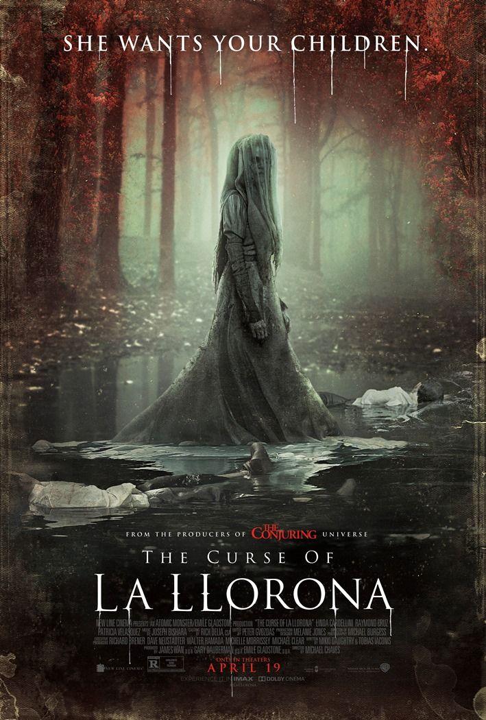 The Curse Of La Llorona La Llorona Llorona Weeping Woman