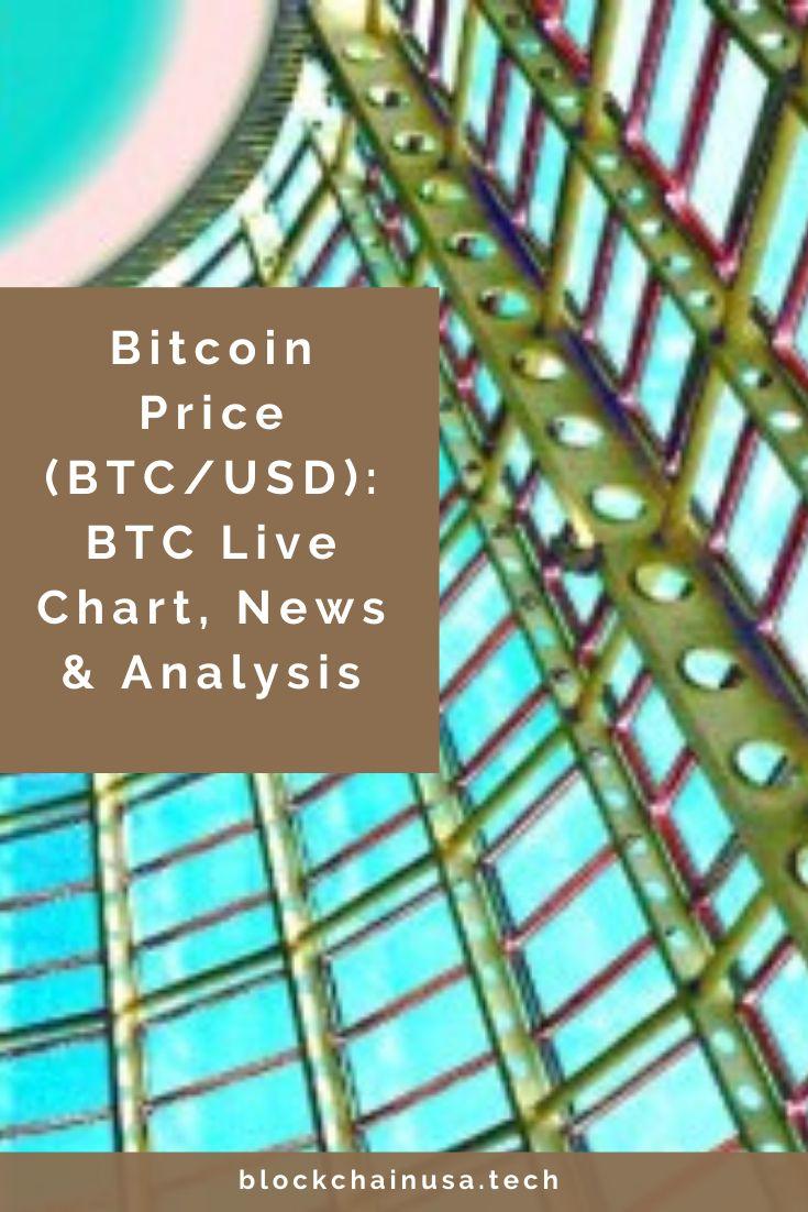 Bitcoin Price (BTC/USD): BTC Live Chart, News & Analysis ...