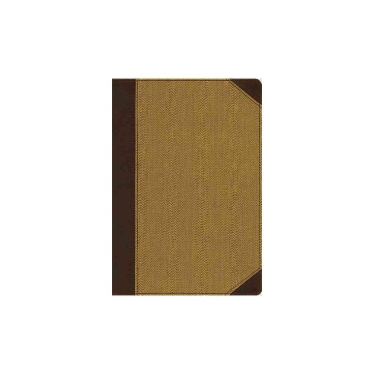 Holy Bible : New International Version, Cultural Backgrounds Study Bible, Personal Size, Tan, Imitation