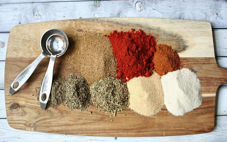 This homemade Cajun seasoning tastes like you're down in New Orleans. It has the perfect amount of salt, smoke, and spice and is a great rub to put on vegetables before throwing them on the grill.
