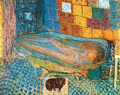Bonnard  a version of this painting is on display at the Carnegie Art Museum, Pittsburgh