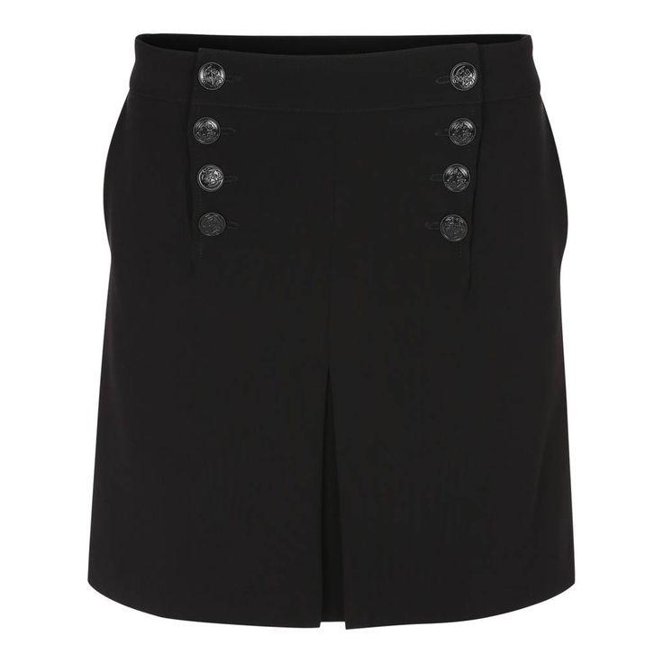 Birgitte Herskind Desert Skirt Black https://www.lucylois.nl/desert-skirt.html