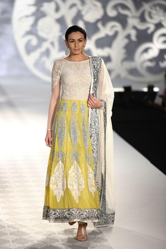 Anarkali by Varun Bahl at ICW 2014