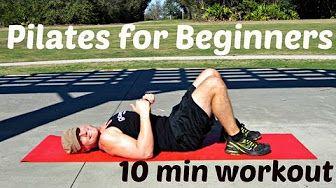 10 Min Pilates for Men Beginner Routine - Easy Men's Pilates Abs Workout #pilatesformen >> https://www.youtube.com/watch?v=yARyRb32sCc