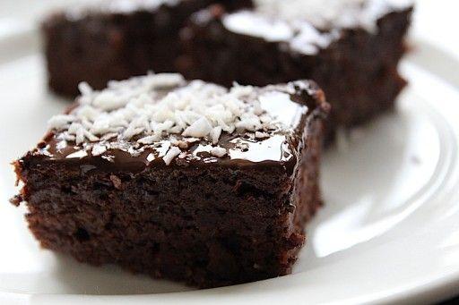 Gezonde maar goddelijke brownies (zonder gluten en lactose)