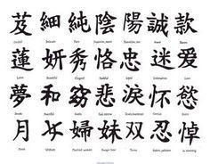 Tatouages Chinois Tatouages 11 Tatouage chinois